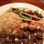 Photo taken at Samurai Blue Japanese Grill by Denise R. on 7/4/2012