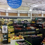 Photo taken at Harris Teeter by William (Will) B. on 4/22/2012