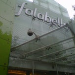 Photo taken at Falabella by Rack A AMD on 4/10/2012