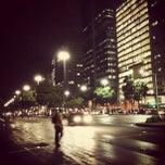 Photo taken at Avenida Presidente Vargas by Bruno L. on 4/9/2012