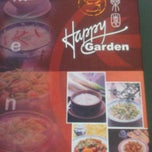 Photo taken at Happy Garden Restaurant by Sherly L. on 1/2/2012