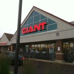 Photo taken at Giant by Joseph M. on 5/21/2012