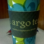 Photo taken at Argo Tea by Andrea O. on 12/9/2011