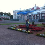 Photo taken at Kadrioru Loss by Oliver W. on 8/20/2011