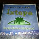 Photo taken at Ixtapa Family Mexican Restaurant by Thai W. on 2/25/2012