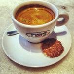 Photo taken at Fran's Café by Edgar P. on 5/12/2012