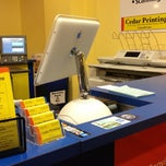 Photo taken at Cedar Printing by Than T. on 7/24/2012