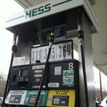 Photo taken at Hess Express by Gregory K. on 3/2/2012