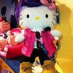 Photo taken at Build-A-Bear Workshop by Megan C. on 8/18/2011