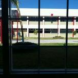 Photo taken at Universidad Politécnica de Tlaxcala by Efrain R. on 1/19/2012