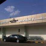 Photo taken at مطار الأمير نايف بن عبدالعزيز الأقليمي | Prince Nayef Bin Abdulaziz Airport (ELQ) by DJMOWGLI P. on 7/29/2012