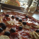 Photo taken at Pizza Au Parc by Justin S. on 8/18/2012