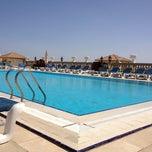 Photo taken at Sharm El Sheikh Iberotel Il Mercato by Giovanni V. on 3/1/2012