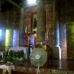 Photo taken at St. Peter's Parish Cavite by Gan M. on 3/18/2012