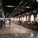 Photo taken at Serangoon MRT Interchange (NE12/CC13) by Shing Kae H. on 5/11/2012