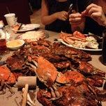 Photo taken at CJ's Restaurant by Ryan B. on 9/2/2012