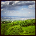 Photo taken at Normafa by Ferenc Z. on 5/27/2012