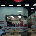 Photo taken at Five Guys by Nobuo T. on 4/21/2012