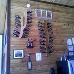 Photo taken at JR Dill Winery by Cricklizard B. on 5/5/2012