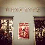 Photo taken at Rembetis by Luke L. on 8/18/2012