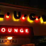 Photo taken at Lucky Lounge by DJ Mike Swing on 10/31/2011