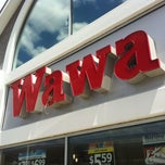Photo taken at Wawa by Eric L. on 4/29/2011