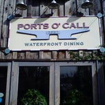 Photo taken at Ports O' Call Waterfront Dining Restaurant by Andrew M. on 12/11/2011