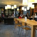 Photo taken at Starbucks by Marcello M. on 6/13/2012