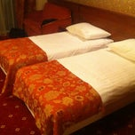 Photo taken at Albatros Hotel by Jaroslaw M. on 6/14/2012