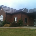 Photo taken at Troutman Baseball Clubhouse by Wingate University A. on 10/19/2011