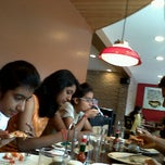 Photo taken at Papa John's Pizza by Eshan B. on 10/23/2011