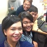 Photo taken at AT&T U-Verse QA Rm, Teleperformance EDSA by Chi O. on 5/4/2012