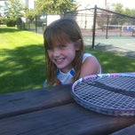 Photo taken at Family Circle Tennis Facility by Neal O. on 10/27/2011