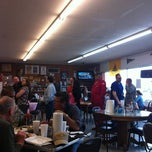 Photo taken at Bodacious BBQ by Ian C. on 2/28/2012