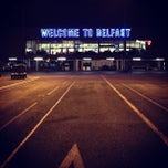 Photo taken at Belfast International Airport (BFS) by Darcie on 4/5/2012