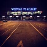 Photo taken at Belfast International Airport (BFS) by Darcie on 4/5/2012