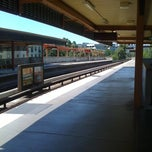 Photo taken at Pleasant Hill/Contra Costa Centre BART Station by James J. on 7/25/2012
