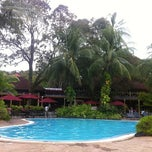 Photo taken at Mutiara Resort Pool by PJ A. on 11/2/2011