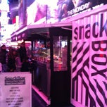 Photo taken at Snack Box by Robert S. on 12/22/2011