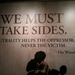 Photo taken at Civil Rights Memorial Center (SPLC) by Samuel F. on 6/20/2011