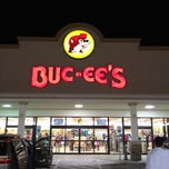 Photo taken at Buc-ee's by Bo M. on 2/20/2012