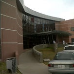 Photo taken at Biblioteca Central Del Estado Ricardo Garibay by Chikita C. on 3/12/2012