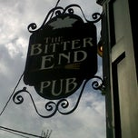Photo taken at The Bitter End Pub by Tibby M. on 9/24/2011
