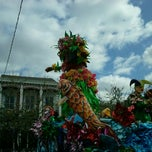 Photo taken at Mid City Parade by Carlos A H. on 2/19/2012