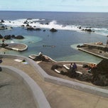 Photo taken at Piscinas Naturais do Porto Moniz by Adriano M. on 9/16/2011