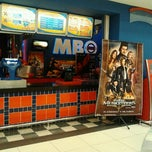 Photo taken at MBO Cineplex by Oliver Yong D. on 9/3/2011