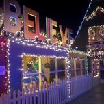 Photo taken at Deacon Daves Holiday Lights by Tim B. on 12/8/2011