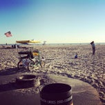 Photo taken at Huntington Beach Bike Trail & Boardwalk by Christian v. on 1/28/2012
