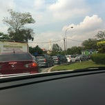 Photo taken at Templer Roundabout by Zheng M. on 1/14/2012