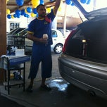 Photo taken at Bessa Car Wash by Fernando B. on 12/6/2011